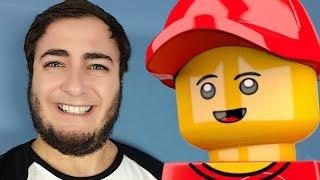 Usta Legocu Oldum (LEGO WORLDS #9)