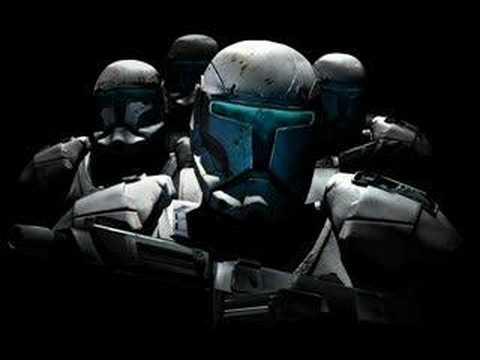 Star Wars Republic Commando Soundtrack - Ka'rta Tor