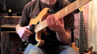How to play Slap bass - Mark King - Louis Johnson - Larry Graham -  Marcus Miller