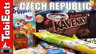 Japanese Try Czech Republic Candy and Snacks thumbnail