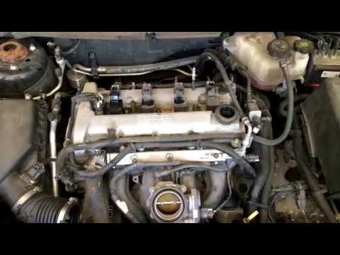 Gm Ecotec Vvt Solenoid Replacement Youtube