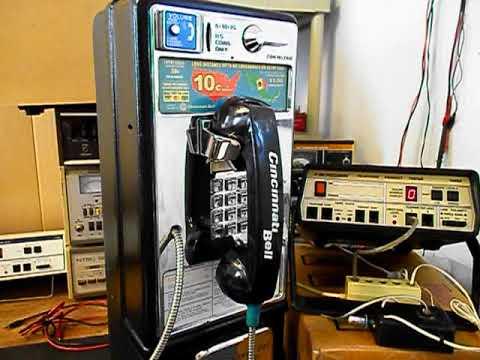 Cincinnati Bell Payphone Repair and Conversion www A1-Telephone com  618-235-6959