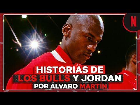 The Last Dance: historias de los Chicago Bulls de Michael Jordan, por Álvaro Martín