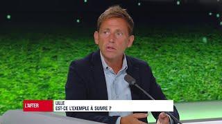 """Ligue 1 : Riolo n'aime pas le """"modèle de foot"""" du LOSC"""