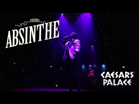 The Stansbury Show - Absinthe is the show Fantone saw in Vegas