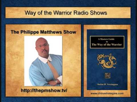 The Philippe Mathews Show - Martial Arts, Warriors, and Society Under Attack