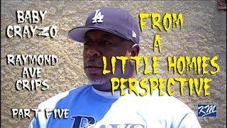 Baby Crayzo Part 5 - Blood Cousins in Compton 151 Piru
