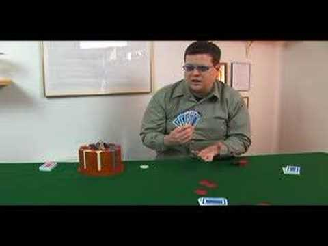 learn how to play five card draw