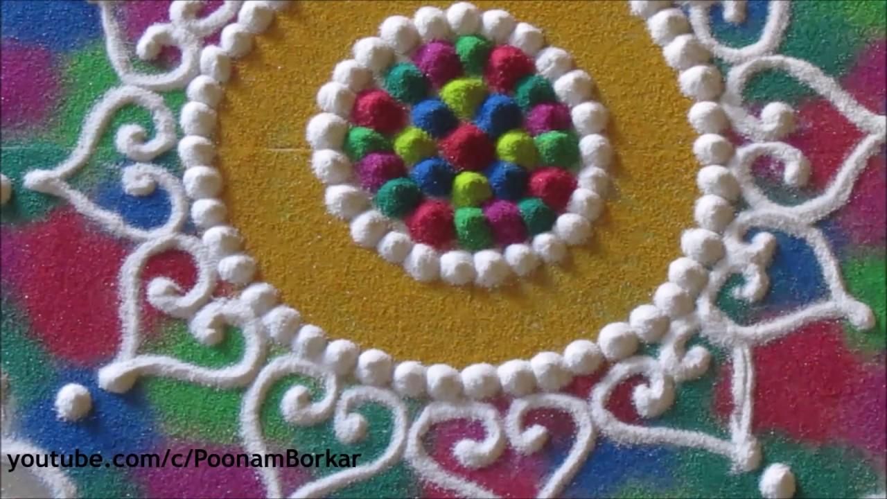 Small and easy sanskar bharati rangoli Rangoli designs - YouTube for Sanskar Bharati Rangoli Designs Blog  568zmd