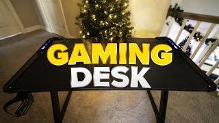 $179 RGB Gaming Desk Review