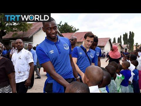 Everton in Tanzania