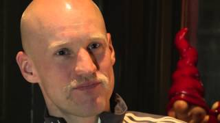 Carl Johan Bergman: My Wife and Daughter...& Biathlon