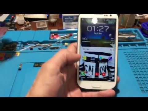 Samsung I9300 S3 не работает камера