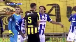 Chelsea Loanee Matt Miazga fined by Vitesse Arnhem for grabbing opponent's p*nis