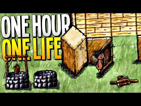 REBUILDING CIVILIZATION AND CREATING GREAT CITIES AFTER THE APOCALYPSE - One Hour One Life Gameplay