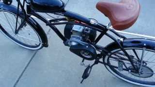4 Stroke Motorized Bike (2 stroke VS 4 stroke)