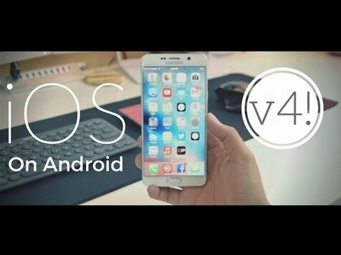 How to install iOS 10 in your Android without root