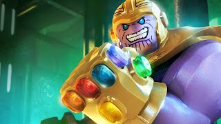 LEGO Marvel's Avengers All Cutscenes Movie - Age of Ultron
