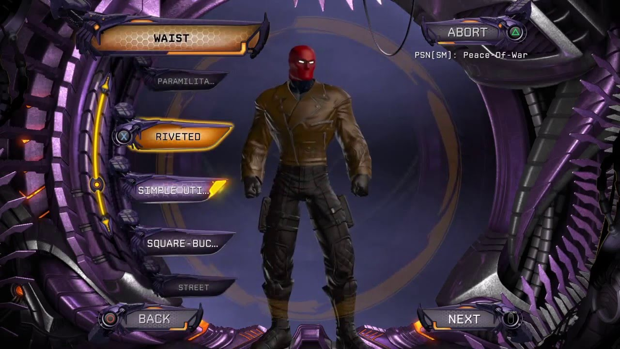 Dc universe online red hood character creation youtube dc universe online red hood character creation sciox Images