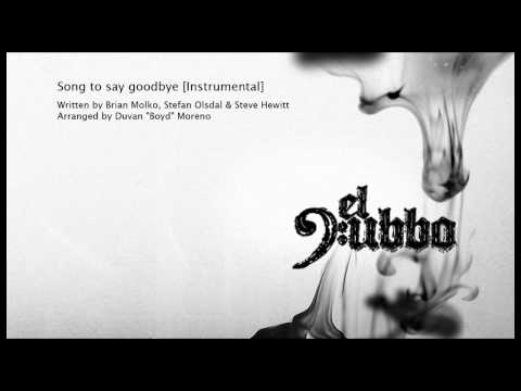 Song To Say Goodbye [Instrumental Classic Cover] - Duvan Boyd