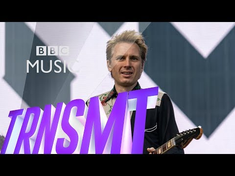 Franz Ferdinand - Feel The Love Go (TRNSMT 2018)