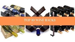 ✔️ TOP 10 BEST WINE RACKS 🛒 Amazon 2019