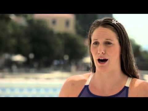 Team Speedo video ǀ Interview with swimmer Missy Franklin