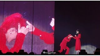 IU invited G Dragon to Her Concert in December and GD Promised to Come at MOTTE in Taipei