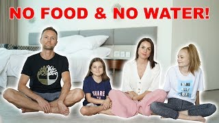 WE TRIED RAMADAN FASTING for 24 HOURS!  *no food &amp no water*