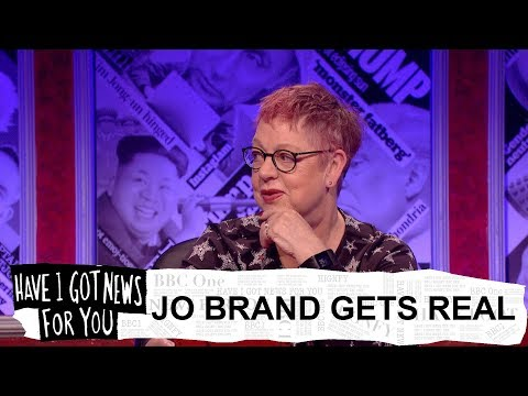 Jo Brand on sexual harassment and feminism  Have I Got  For You: Series 54  BBC One