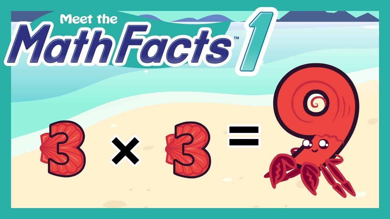 Download Meet the Math Facts - Multiplication & Division Level 1 (FREE)   Preschool Prep Company