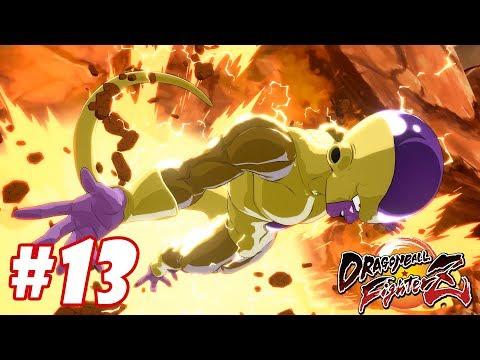 Golden Frieza trở lại với âm mưu nham hiểm - Dragon Ball FighterZ #13