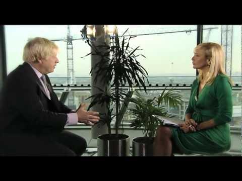 CNBC Meets Boris Johnson