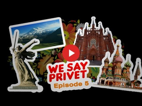 Anastasia Date -We Say Privet - Russian Girls Speak Out - ep5