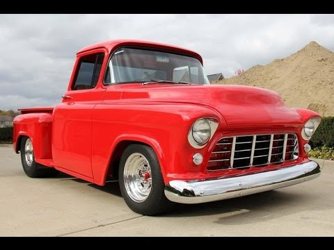 1955 Chevy Truck For Sale >> 1955 Chevrolet Pickup For Sale