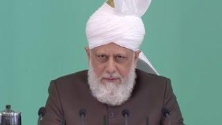 2016-05-27 Das Ahmadiyya-Kalifat