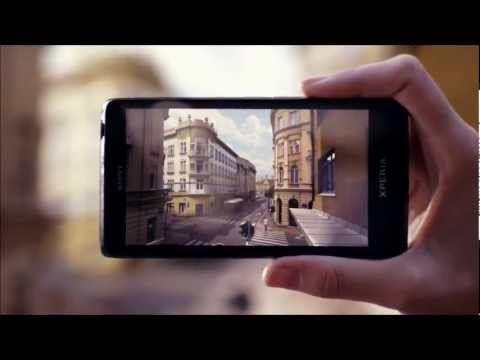 SONY XPERIA J / V / T (Official Commercial)