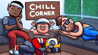 The New Chill Corner! - Ghost Recon Breakpoint Funny Moments