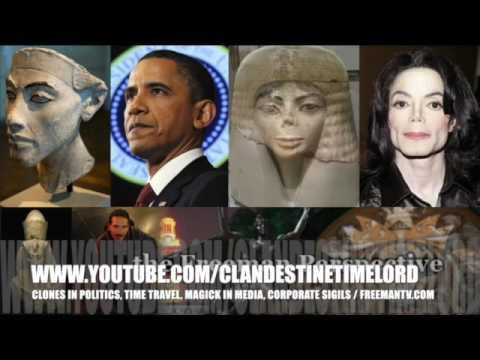 Elite Cloning Egyptian Pharaohs DNA, Global Influence Occult Media, Mind Control Tactics -Freeman