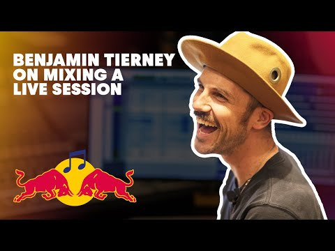 Studio Science: Benjamin Tierney on Mixing a Live Session | Red Bull Music Academy
