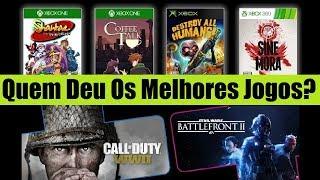 Playstation Plus Junho 2020 Vs. Games With Gold Junho 2020 - Qual Foi Melhor?