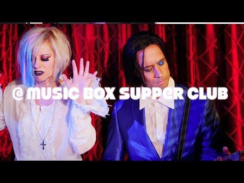 Automatik Eden at Music Box Supper Club