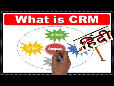 What Is Customer Relationship Management | Marketing| CRM | Hindi