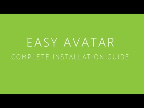 Easy Avatar - Complete Installation Guide