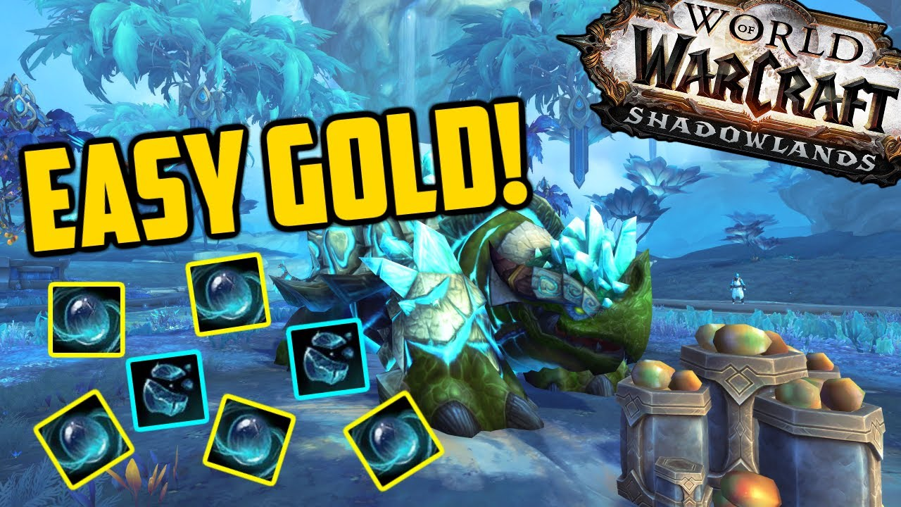 Make Gold EASY with This Goldmaking Method! Free Crystals & Shards!