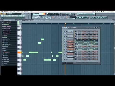 Fl Studio Alesso style FREE FLP | Doovi
