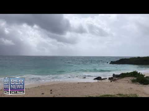 11.15am | Weather Conditions As Humberto Approaches, September 18 2019