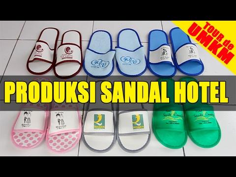 Kisah Sukses Bisnis Sandal Hotel