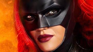 Batwoman The CW Trailer HD - Ruby Rose superhero series