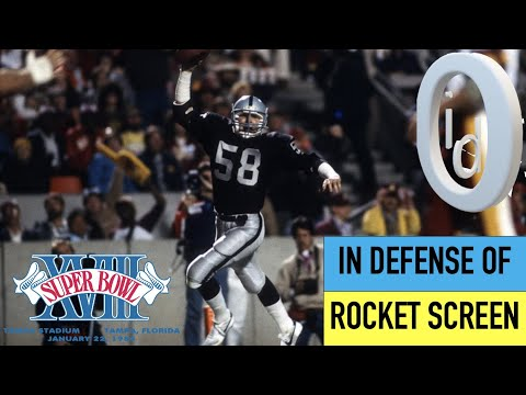 "[OC] [Highlight] [Longform] The infamous ""Rocket Screen"" play at Super Bowl XVIII is regarded by many as one of the worst coaching decisions in Super Bowl history. But upon a closer look, the decision might not be as bad as you think. This is a defense and analysis of the play"